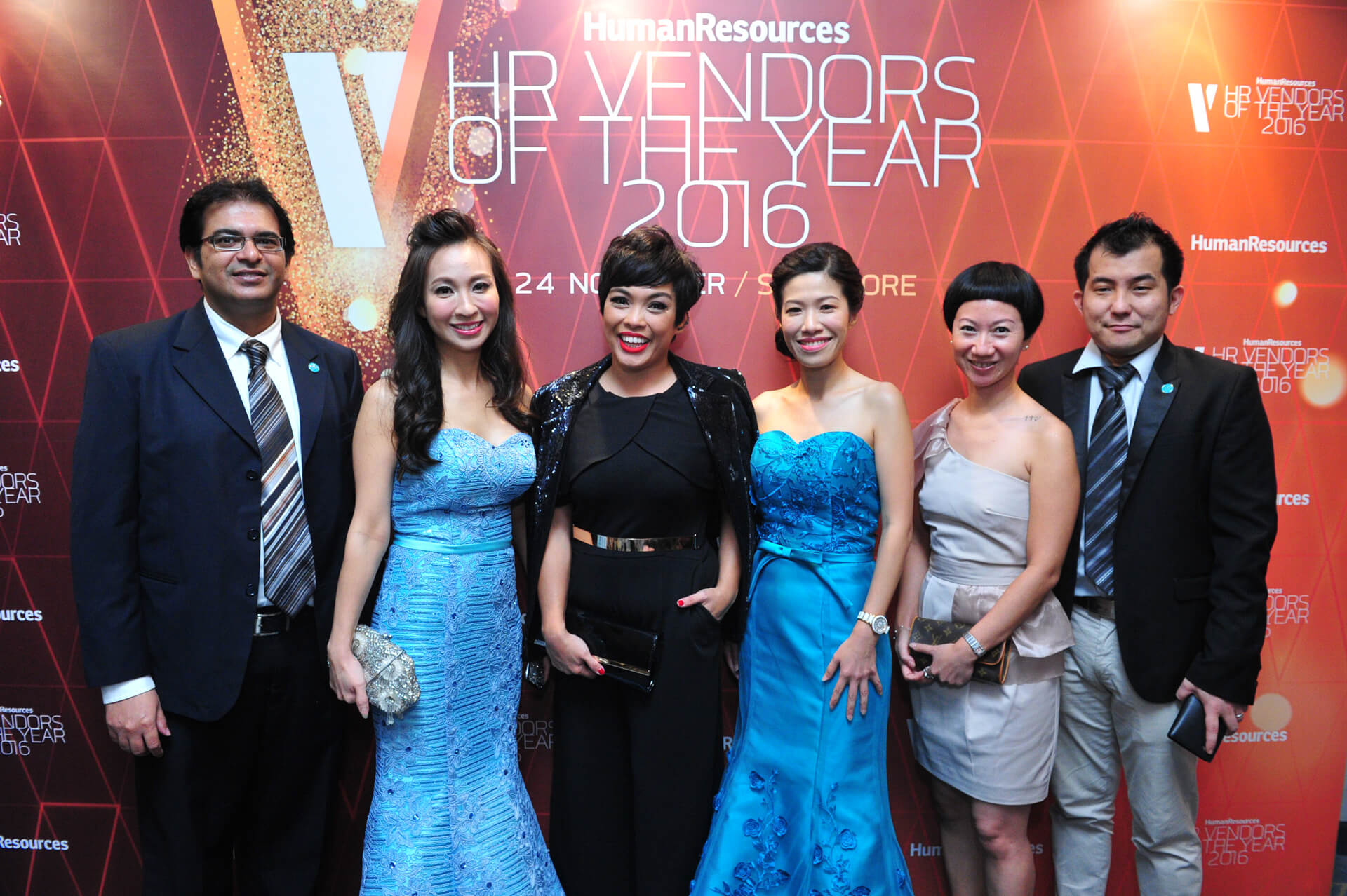 Finalist in HR Vendors of Year 2016